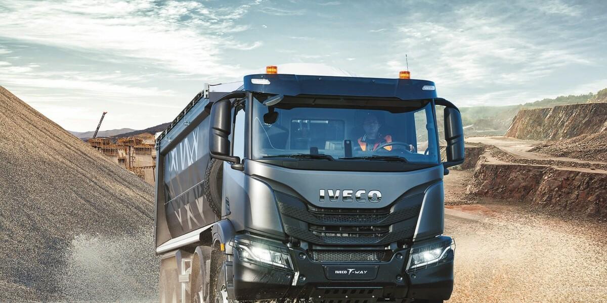 Nové IVECO T-WAY: nejodolnější vozidlo, které jsme navrhli pro ty nejextrémnější terénní úkoly